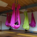 Aerial Yoga Tag der offenen Tür Teaser