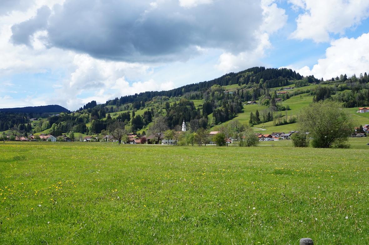 Allgäu Niedersonthofen