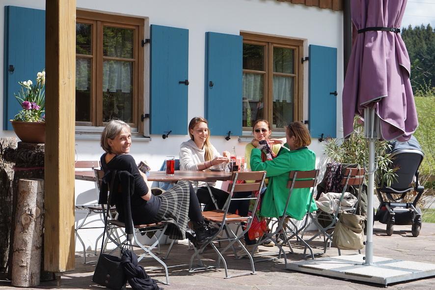 Niedersonthofen Cafe 2